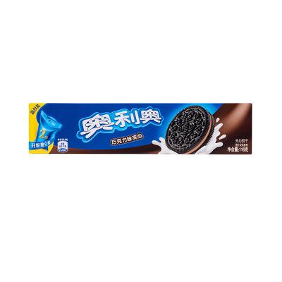 奥利奥(OREO) 夹心饼干 零食 巧克力味夹心116g