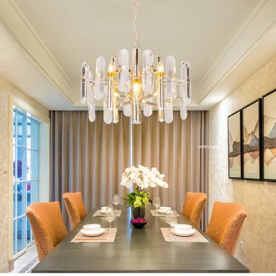 幕光城 后現代創意吊燈個性客廳燈北歐餐廳燈簡約燈飾水晶吊燈工業風燈具
