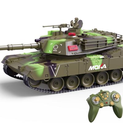 星域傳奇 超大號遙控坦克履帶式可發射開炮對戰充電動越野汽車兒童男孩玩具