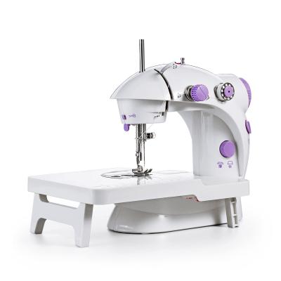 法耐(FANAI)縫紉機家用電動全自動小型多功能迷你帶燈吃厚家用非鎖邊縫紉機