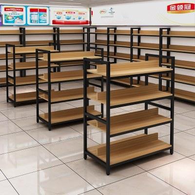 HOTBEE中岛货架超市展示架小卖部零食店母婴多功能自由组合便利店中岛柜