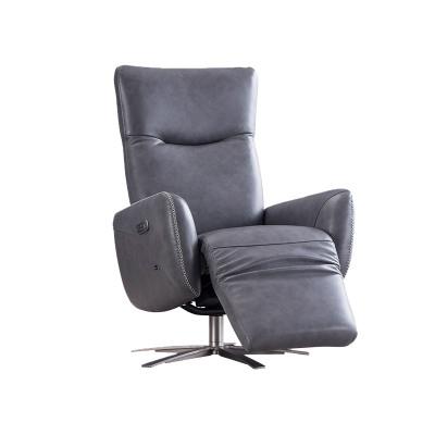 科智乐全真牛皮沙发椅单人 COSEY-BOSS