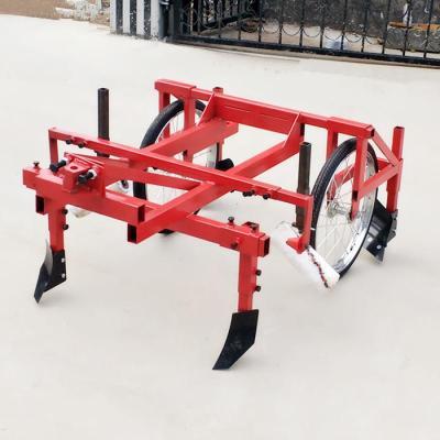 微耕機符象配套大輪地膜機專業用于烤煙花生莓土豆高壟覆膜機鋪膜機