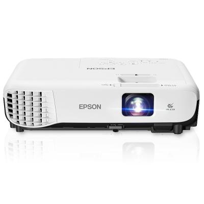 愛普生(EPSON)CB-X05E商務辦公投影機 教學會議投影 家用高清投影儀(1024×768分辨率 3300流明 )