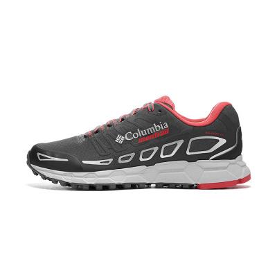 哥伦比亚(Columbia)户外18秋冬新品女款缓震抓地越野跑鞋DL0016