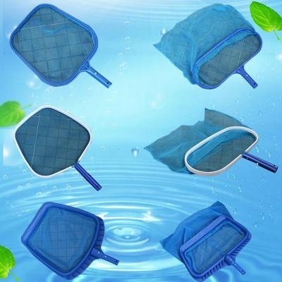 水景觀魚池游泳池閃電客吸污撈樹葉清潔工具加厚加密深水淺水撈網
