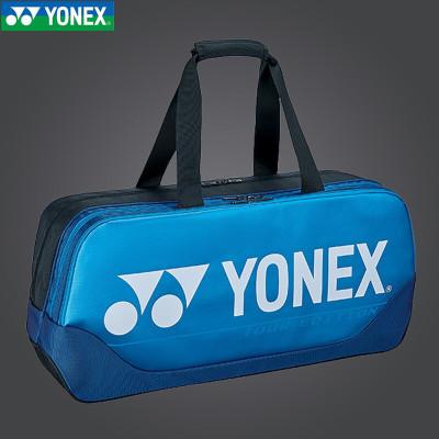 尤尼克斯(YONEX)羽毛球包BA92031WEX手提包男女通用6支裝對拍單肩方包YY旅行羽包四季可用44升大容量