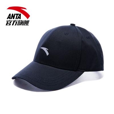 ANTA安踏配件鴨舌帽 2020春季新款運動帽男女戶外防曬男士女士太陽帽帽子19817251