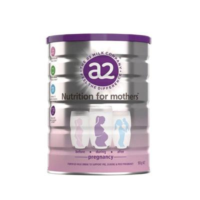 澳洲進口 a2孕婦奶粉 澳大利亞 產婦孕早期孕中期孕晚期哺乳期營養DHA媽媽成人牛奶粉1罐900g