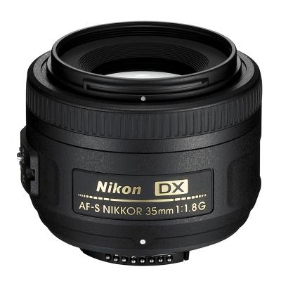 【二手95新】尼康/Nikon AF-S DX 尼克爾 35mm f/1.8G 大光圈鏡頭