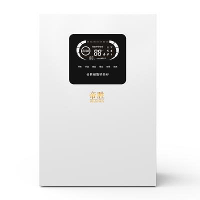 帝胜/DESION 壁挂炉15KW B3系列 电磁能壁挂炉电采暖炉煤改电锅炉全自动220v380v地暖暖气热水器