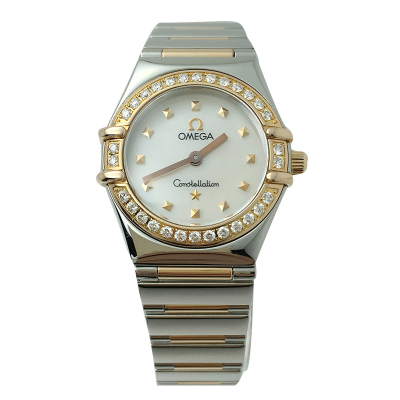 【二手95新】欧米茄OMEGA星座系列1368.74.00女表石英奢侈品钟手表腕表