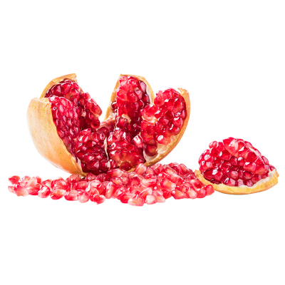【熊貓鳥】四川會理突尼斯軟籽石榴 新鮮水果 酸甜可口凈重5斤共 8-12個裝