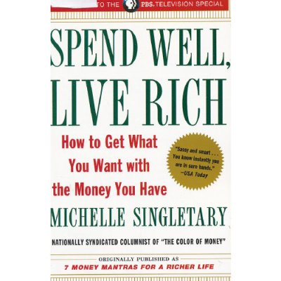 SPEND WELL, LIVE RICH(ISBN=9780375759048) 英文原版