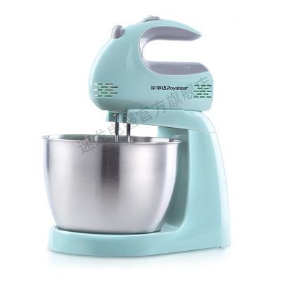 【順豐急發】榮事達(Royalstar)打蛋器商用臺式電動廚師機家用多功能和面機奶油小型全自動攪拌機