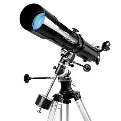 美国星特朗80EQ折射式赤道仪式观星高倍高清夜视学生新手入门专业天文望远镜