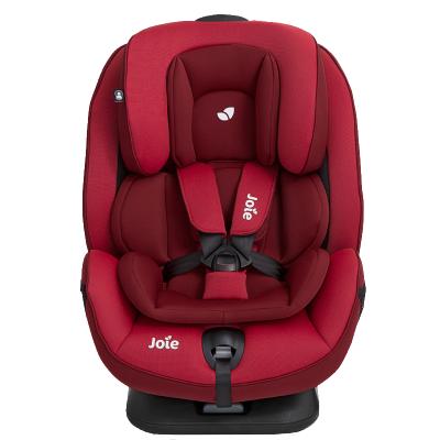 巧兒宜(JOIE) 英國兒童嬰兒安全座椅isofix接口0-7歲雙向安裝可躺車用嬰兒座椅 適特捷fx 紅色 ISOFIX