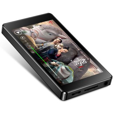 【贈高清耳機】銳族 D20 8G 黑色3.0英寸全屏觸摸mp3/mp4全面屏mp5視頻播放器無損音樂隨身聽看小說學英語