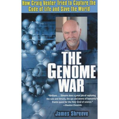 GENOME WAR, THE(ISBN=9780345433749) 英文原版