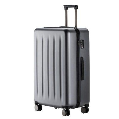 90分拉杆箱铝合金框静音万向轮28寸防爆行李箱24寸拉杆箱大容量学生密码箱子旅行箱男女20寸登机箱