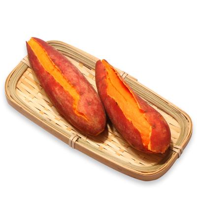 【特惠装】薯家上品 福建六鳌红薯5斤金手指小番薯(小细长) 单果重量约1两左右 新鲜现挖红蜜薯小番薯山芋
