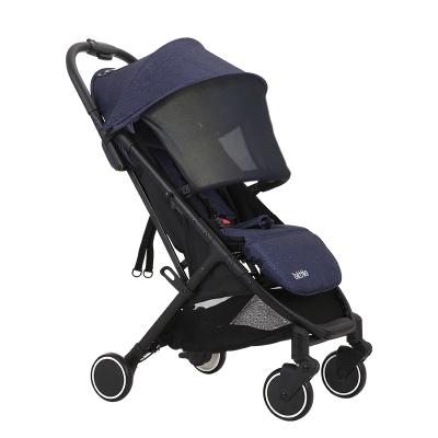elittile嬰兒推車輕便傘車可坐可躺折疊便攜式兒童車寶寶推車 dream3升級版A743C