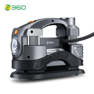 360 車載充氣泵大功率耐高溫一鍵充氣雙缸汽車用品Q5