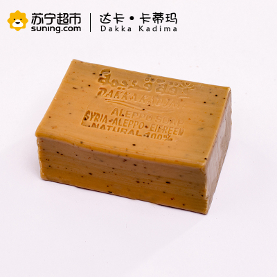 天然橄榄薰衣草皂 DAKKA KADIMA 叙利亚进口 手工皂 深层洁净 健康秀发 150克