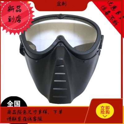 外人護臉備 鏡片超防護全臉蒼蠅