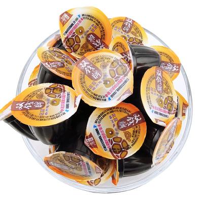 廣西梧州 雙錢牌 梧州龜苓膏 紅豆味 1500g 散裝稱 果凍布丁啫喱杯
