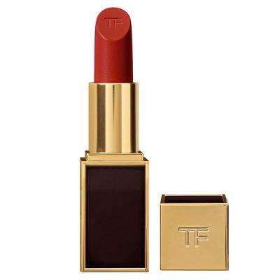 Tom Ford湯姆福特TF口紅新款TF白管黑管新品細管顯色口紅潤唇膏3g16#SCARLET ROUGE