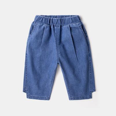 男童夏季五分裤男宝宝休闲外穿裤子儿童运动洋气短裤潮装