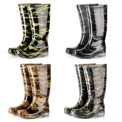高筒雨鞋男短筒雨靴男款中筒水靴加棉保暖水鞋膠鞋洗車防水鞋套鞋
