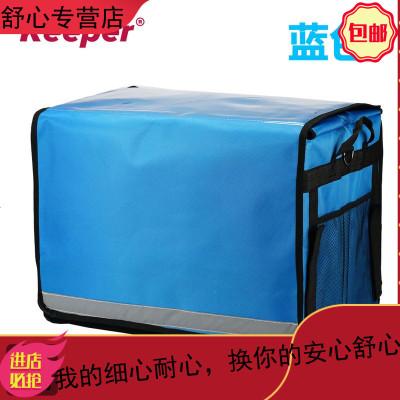 外卖包送餐包便当包保温包保温箱保温袋大号特大号KP1221 100升/红色/A套餐/颜色留言