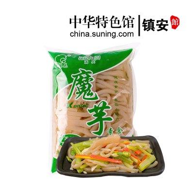 【中华特色】镇安馆 魔芋素食300g袋 魔芋丝火锅食材 镇安特产 粉丝 西北