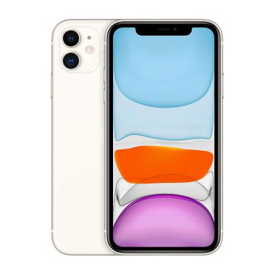 Apple iPhone 11 64G 白色 移动联通电信4G全网通手机