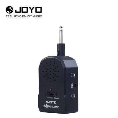 卓樂 JOYO JA-01 電吉他迷你音箱貝司音箱便攜音響帶失真即插即用支持耳機和電池