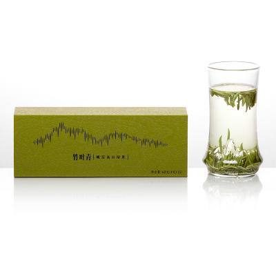 【2020新茶上市】竹葉青茶葉峨眉高山綠茶特級(品味)經典禮盒60g