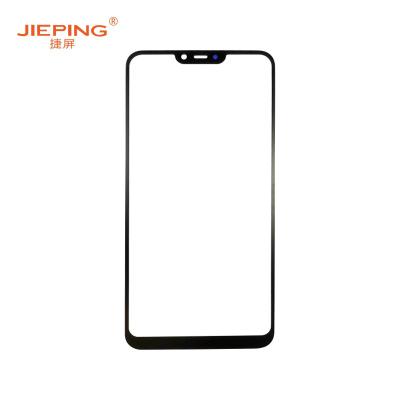 捷屏(JIEPING)適用于vivoy83蓋板 手機外屏維修更換 黑色(含稅)