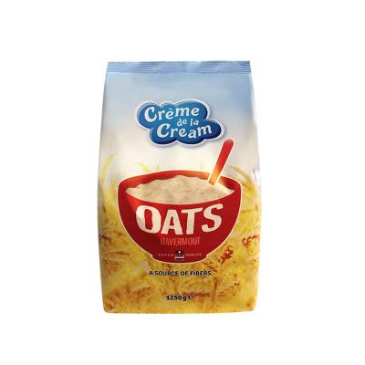 荷蘭creme de la cream克德拉克即食燕麥片1250g/袋裝 即食營養早餐 全麥代餐