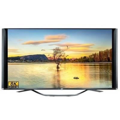 【99新】夏普 (SHARP)LCD-70SX970A 70英寸 8K超高清 HDR 人工智能語音平板電視機