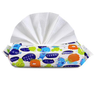 老管家 濕巾 40片裝 抽取式 廚房濕巾 帶蓋重復抽取 去除油污 老管家出品