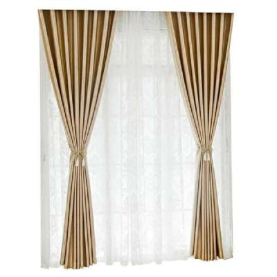 布藝窗簾(含測量安裝.羅馬桿)