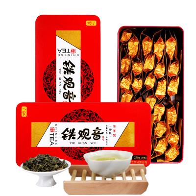 一農 特級清香型 鐵觀音250g 鐵盒裝 福建茗茶 茶葉 烏龍茶 濃香型