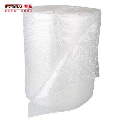 赛拓(SANTO)7061 气垫膜气泡膜 加厚打包膜防震动保护膜宽50cm*1kg 长约50米