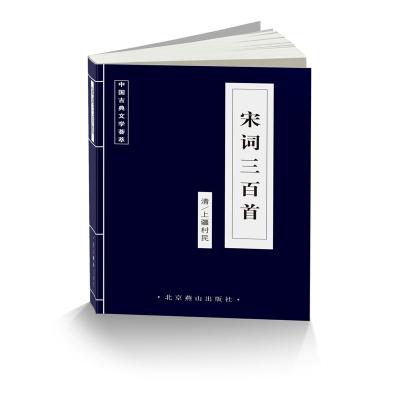 宋词三百首 初中生小学生青少年版成人书籍 中华国学经典精粹文白对照中国古诗诗词