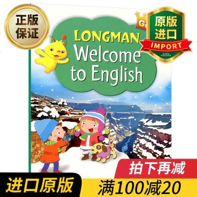 LongmanWelcometoEnglishGold5B新版香港朗文培生少兒英語教材教