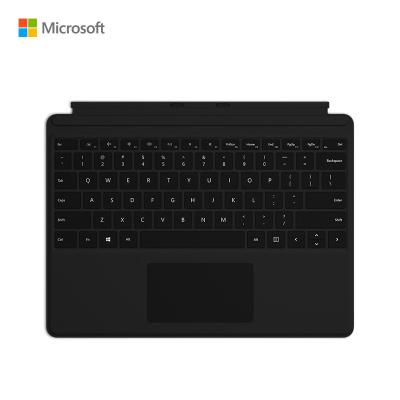 【新品】微軟(Microsoft)Surface Pro X 鍵盤蓋 機械鍵盤(黑色)輕薄防摔