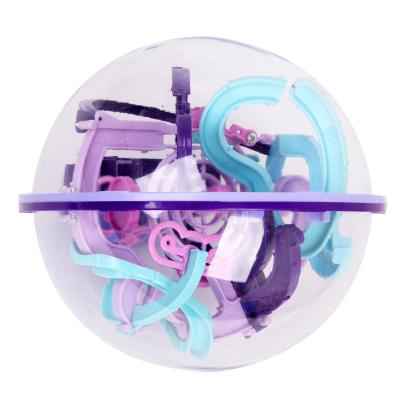 第1印象开发智力玩具盛星迷宫玩具燃烧吧大脑3D立体魔幻迷宫球益智走珠智力3岁以塑料迷宫儿童益智玩具迷宫118关