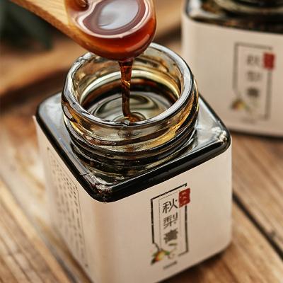 桃夫子 碭山秋梨膏 單瓶裝380g 碭山梨膏秋梨膏 兒童碭山酥梨膏下火清火茶